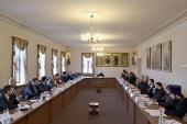 Відбулося третє засідання Комісії з міжнародного співробітництва Ради із взаємодії з релігійними об'єднаннями при Президентові Російської Федерації