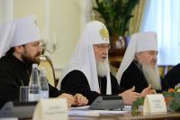 Слово Святейшего Патриарха Московского и всея Руси Кирилла на заседании Президиума Межрелигиозного совета России