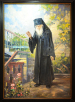 Посещение Святейшим Патриархом Кириллом выставки художника В.И. Нестеренко в Москве
