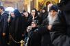 Отпевание и погребение архимандрита Кирилла (Павлова)