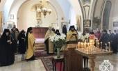 В 170-ю годовщину учреждения Русской духовной миссии в Иерусалиме совершен благодарственный молебен