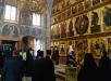 Патриаршее служение во вторник первой седмицы Великого поста в Покровском ставропигиальном монастыре в Хотькове