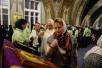 Патриаршее служение в пятницу первой седмицы Великого поста. Полиелейная утреня в Богородице-Рождественском ставропигиальном монастыре