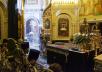 Патриаршее служение в пятницу первой седмицы Великого поста. Литургия Преждеосвященных Даров в Храме Христа Спасителя в Москве
