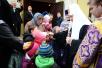Патриаршее служение в субботу первой седмицы Великого поста. Великое освящение храма свтт. Афанасия и Кирилла Александрийских на Сивцевом Вражке г. Москвы