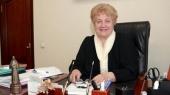 Святейший Патриарх Кирилл поздравил сопредседателя «Союза православных женщин» Н.Б. Жукову с днем рождения