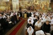 Священный Синод утвердил и рекомендовал к общецерковному употреблению два чинопоследования, касающиеся приема старообрядцев в Русскую Православную Церковь