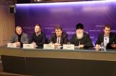 В Москве прошла пресс-конференция, посвященная Дню православной книги