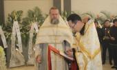 В Шанхае простились со старейшим священнослужителем Китайской Автономной Православной Церкви