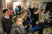 При поддержке Синодального отдела по делам молодежи в Москве проходит Школа молодого журналиста