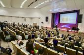 Патриарший экзарх всея Беларуси принял участие в торжественном мероприятии «День православной книги — 2017»