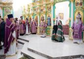 Слово Святейшего Патриарха Кирилла в Неделю 2-ю Великого поста после Литургии в храме Всех святых, в земле Русской просиявших, в Черемушках г. Москвы