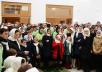 Патриаршее служение в Неделю 2-ю Великого поста. Освящение храма Всех святых, в земле Русской просиявших, в Черемушках г. Москвы