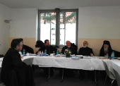 Завершилась весенняя сессия Православного епископского собрания Германии