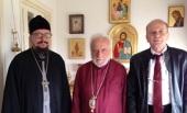 Представитель Русской Православной Церкви встретился с митрополитом Гор Ливанских Георгием