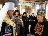 Игумен Алексий (Заночкин), избранный епископом Мценским, возведен в сан архимандрита