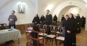 В Иоанно-Предтеченском ставропигиальном монастыре стартовал цикл семинаров по истории чинов монашеского пострига