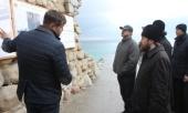 Председатель Отдела внешних церковных связей совершил паломническую поездку на Афон
