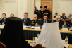 Первое заседание Организационного комитета по подготовке и проведению мероприятий, посвященных 800-летию со дня рождения св. блгв. кн. Александра Невского