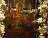 100-летие обретения иконы Божией Матери «Державная» молитвенно отпраздновали в Екатеринбурге