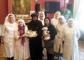 Москву посетила делегация глав диаконических служб Коптской Церкви