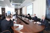 При участии Всемирного русского народного собора в Ярославле прошел круглый стол, посвященный обсуждению национальной и общегражданской идентичности