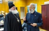 При Валаамском монастыре появится отделение Русского географического общества