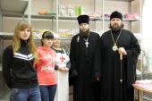В Гатчине открылся церковный склад гуманитарной помощи для беременных женщин и молодых мам