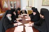На Архиерейском совете Санкт-Петербургской митрополии обсудили мероприятия, посвященные 100-летию начала гонений на Русскую Православную Церковь