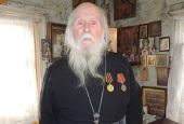 Отошел ко Господу старейший клирик Ярославской митрополии протоиерей Сергий Вишневский