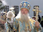 Mitropolitul de Volyn și Lutsk Nifont: Fiecare epocă aduce cu sine o încercare pentru credință