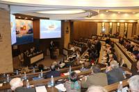 Правящий архиерей Бишкекской епархии принял участие в торжествах, посвященных 25-летию установления дипломатических отношений Киргизии и России