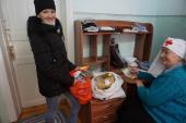 В Сарапульской епархии открылся склад гуманитарной помощи для женщин в трудной жизненной ситуации