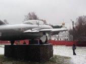 На территории мемориального комплекса памяти Юрия Гагарина освятили место под строительство часовни