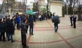 В Краснодаре прошла акция в поддержку передачи Исаакиевского собора
