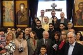 В ливанской деревне прозвучали молитвы на арабском и церковнославянском языках