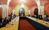 Заседание Палаты попечителей Патриаршей литературной премии