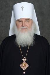 Арсений, митрополит Липецкий и Задонский (Епифанов Юрий Александрович)