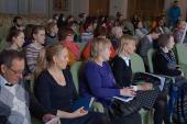Пастырскую и психологическую помощь представителям помогающих профессий обсудили на конференции в ПСТГУ