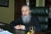Блаженнейший митрополит Онуфрий: «Отец Кирилл имел великий дар любви Христовой»