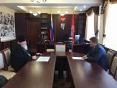 Председатель Синодального комитета по взаимодействию с казачеством совершил рабочую поездку в Севастополь