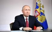 Поздравление Святейшего Патриарха Кирилла Президенту РФ В.В. Путину с Днем единения народов России и Беларуси