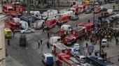 Святейший Патриарх выразил соболезнование в связи с гибелью людей в результате взрыва в Санкт-Петербургском метрополитене