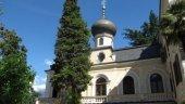 Русской Православной Церкви передан Никольский храм в Мерано (Италия)