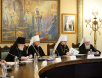 Заседание Высшего Церковного Совета 4 апреля 2017 года
