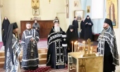 На Святой Земле молитвенно почтили память архимандрита Антонина (Капустина)