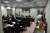 Управляющий делами Московской Патриархии провел заседание оргкомитета празднования столетия Собора 1917-1918 годов и восстановления Патриаршества