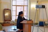 В Свято-Тихоновском университете обсудили вопросы помощи умирающим людям и их близким