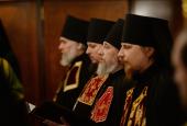 Слово архимандрита Александра (Зайцева) при наречении во епископа Плесецкого и Каргопольского