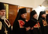Слово архимандрита Алексия (Заночкина) при наречении во епископа Мценского, викария Орловской епархии